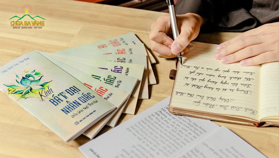 Kinh Bát Đại Nhân Giác Giảng Giải - Điều Giác Ngộ Thứ Ba