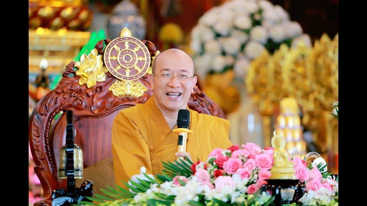 Mất ăn, mất ngủ vì đi xem bói - Thầy Thích Trúc Thái Minh