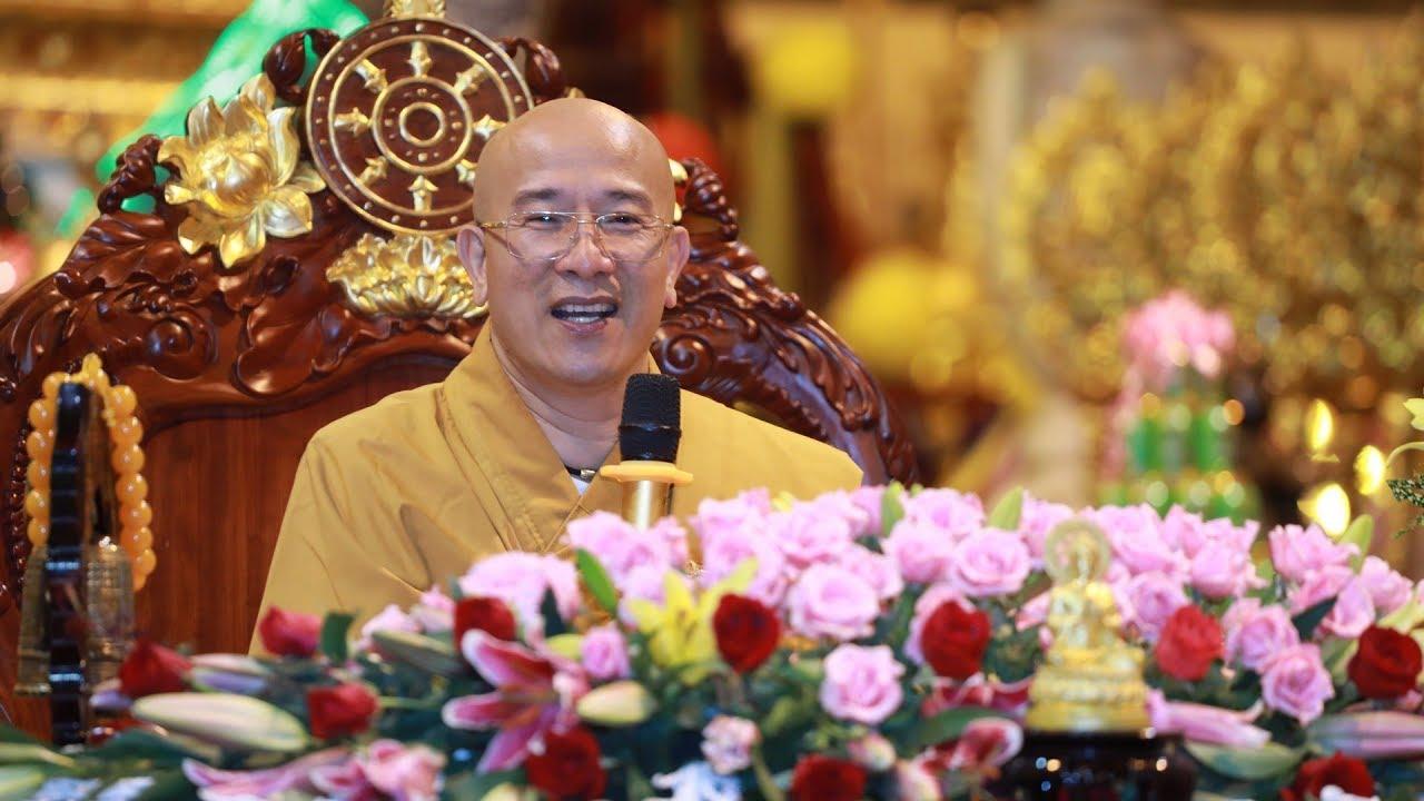 Muốn thay đổi người khác hãy thay đổi mình trước - Thầy Thích Trúc Thái Minh