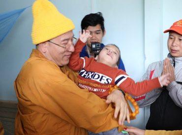 Thiếu nhi trong trái tim Thầy Thích Trúc Thái Minh.