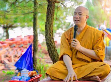 Vấn đáp Phật Pháp Thầy Thích Trúc Thái Minh.