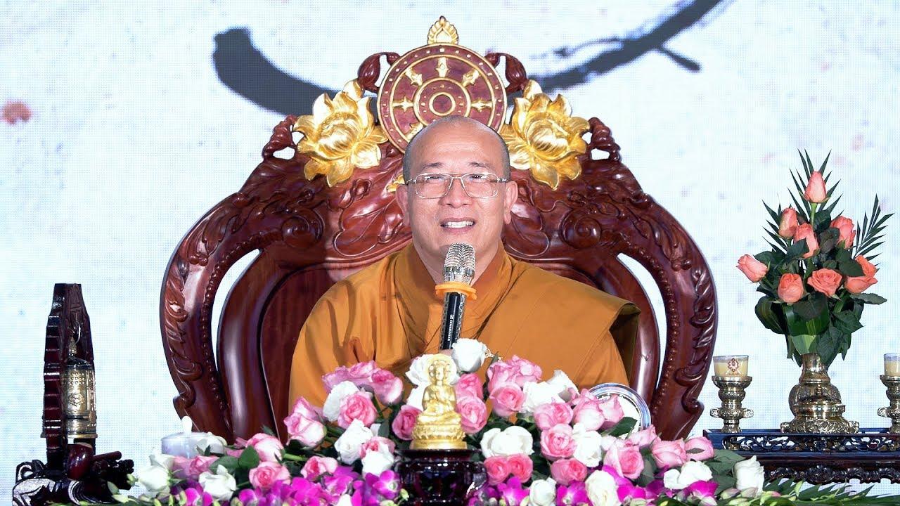 Thầy Thích Trúc Thái Minh chùa Ba Vàng.