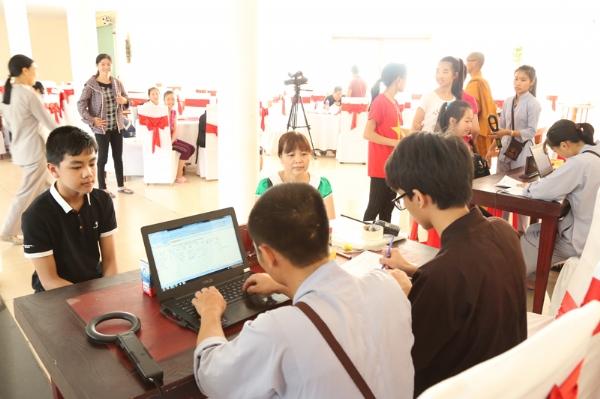 Khóa tu mùa hè đầu tiên tỉnh Lai Châu.
