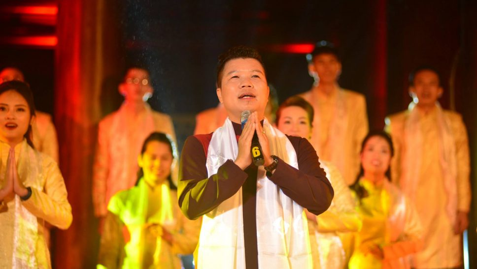 Nhạc sỹ Phật giáo Phạm Nam Chung