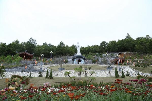 Vườn Sắc Xuân.