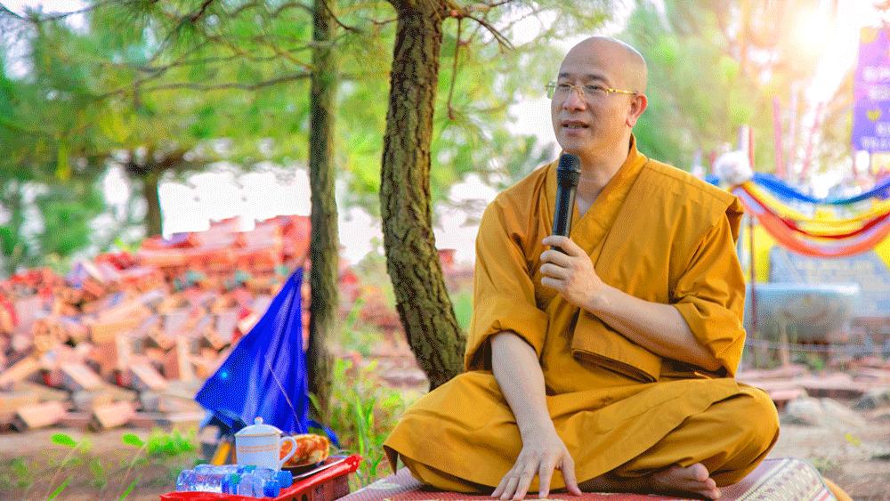 Thầy Thích Trúc Thái Minh - Chùa Ba Vàng