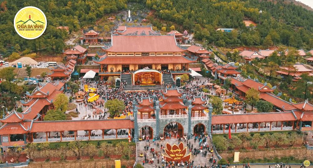 Tội phước của người đi chùa - Thầy Thích Trúc Thái Minh