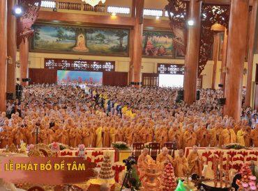 Đại lễ Phát Bồ Đề Tâm chùa Ba Vàng