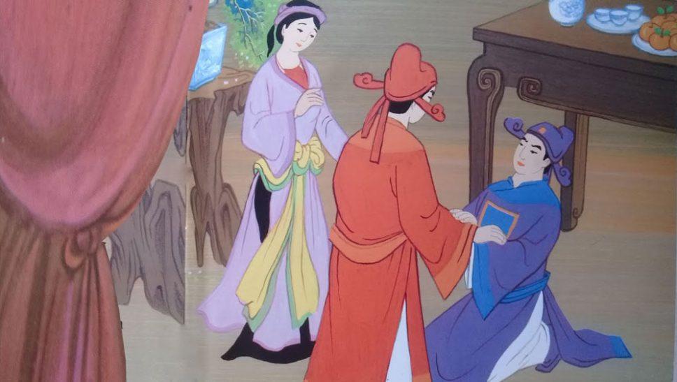 Câu chuyện của Lưu Bình và Dương Lễ