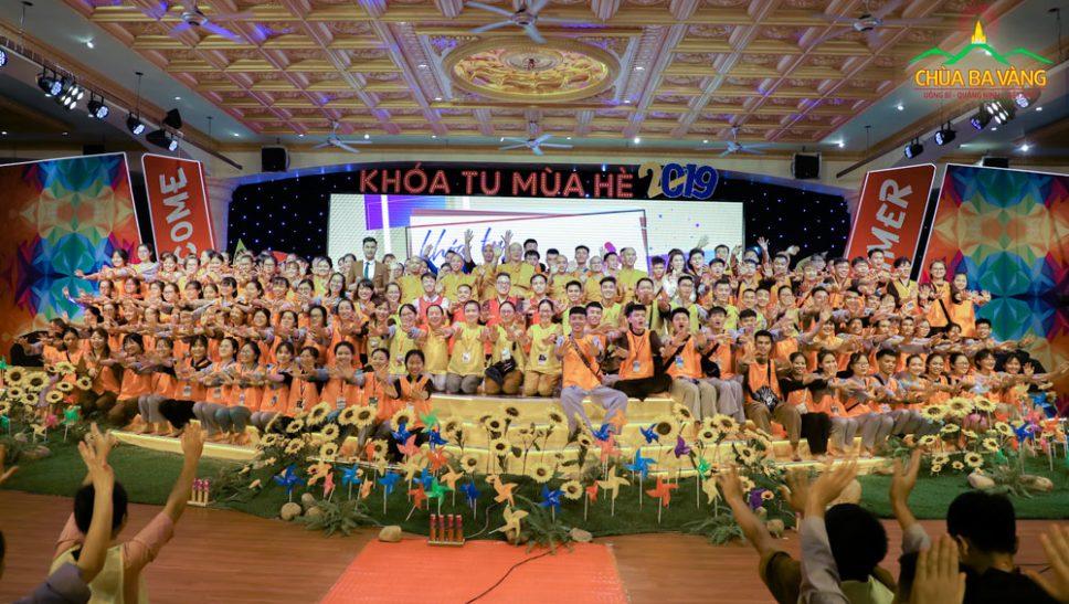 Lễ Khai Mạc Khóa tu mùa hè lần 2 - 2019