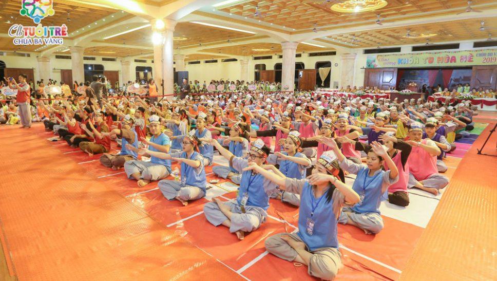 14 nhóm chơi trong Gameshow Rung Chuông Ba Vàng