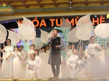 Ca sĩ Phạm Nam Chung với bài hát Những trái tim nhiệm màu