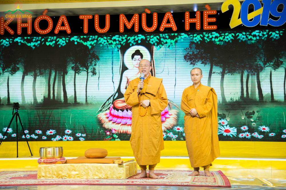 Sư Phụ Thích Trúc Thái Minh giảng giải sám hối là gì?