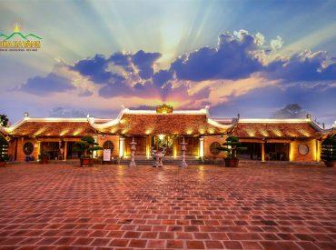 Đại lễ Vu lan chùa Diên Phúc Thanh Hóa