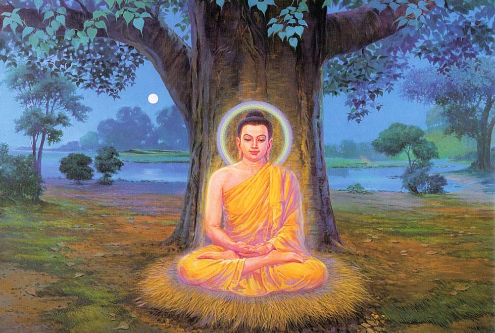 Ngày Đức Phật thành đạo dưới cội cây Bồ Đề