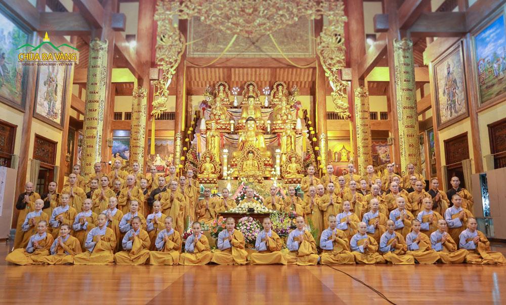 Đại Tăng chùa Ba Vàng