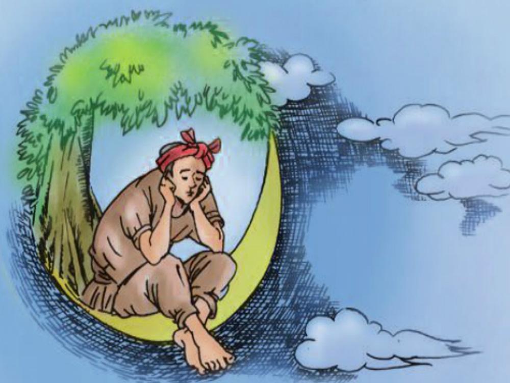 Sự tích chú cuội ngồi gốc cây đa trong dân gian