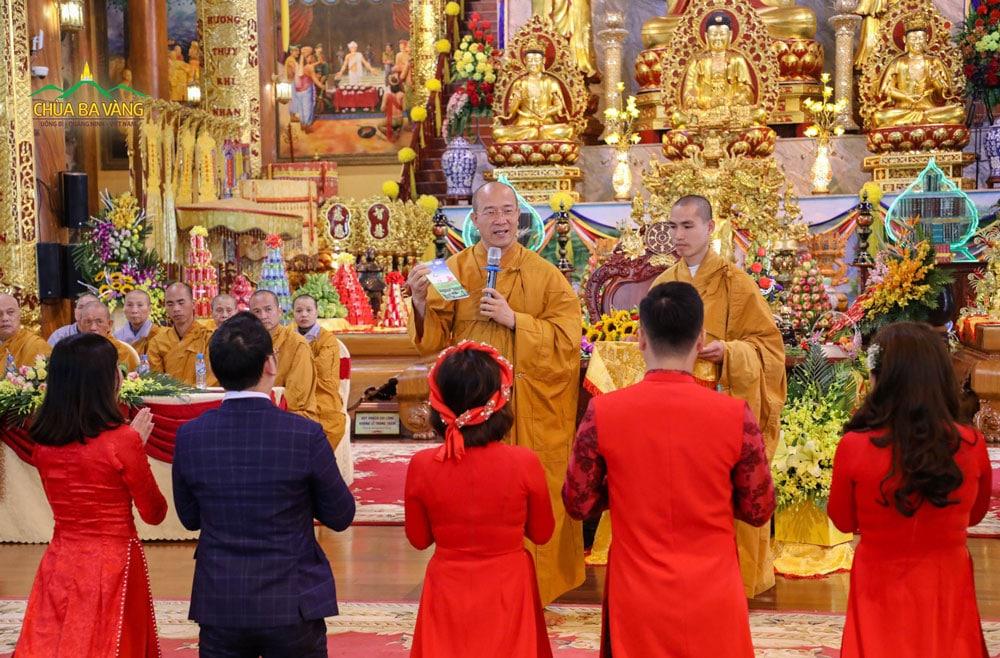 Lời Phật dạy về người vợ phải luôn lắng nghe người chồng