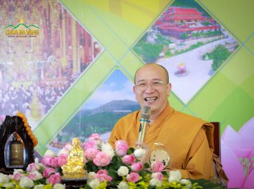 Sư Phụ Thích Trúc Thái Minh - Trụ trì chùa Ba Vàng