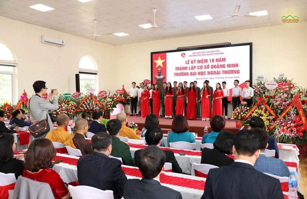 Trường Đại học Ngoại Thương, ngôi trường có truyền thống đào tạo chất lượng hàng đầu