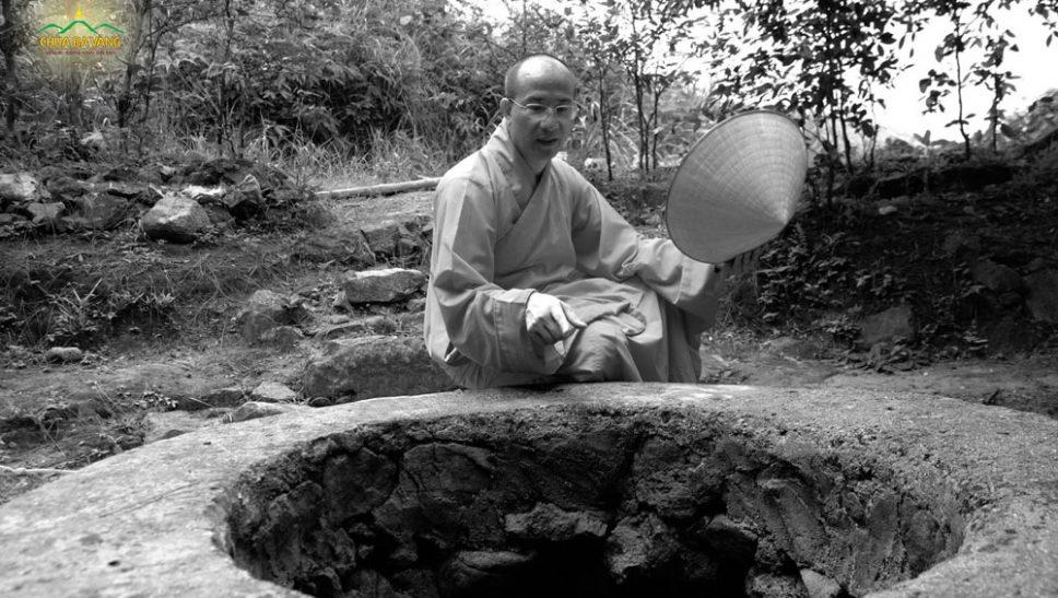 Trụ trì chùa Ba Vàng hồi mời về chùa