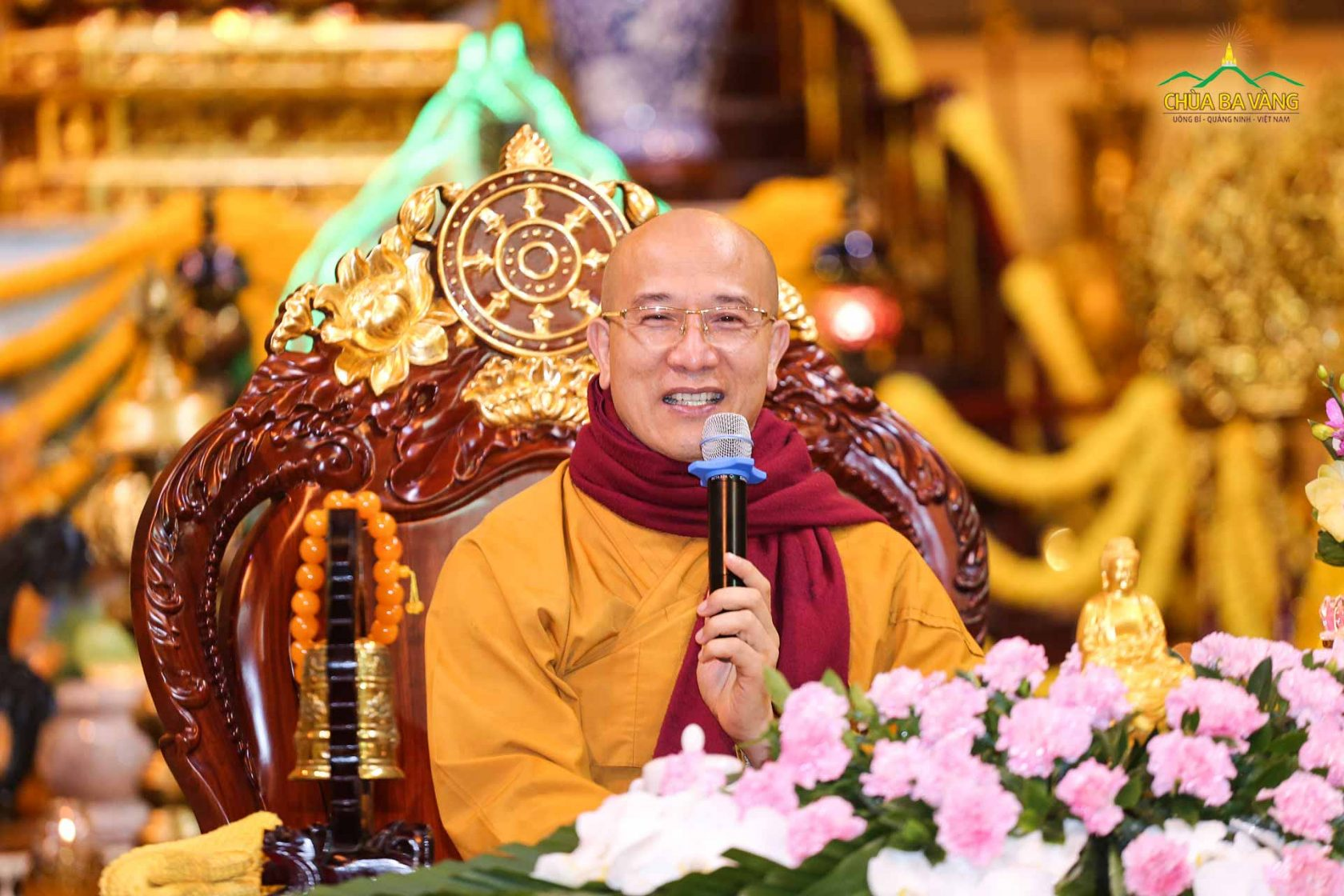 Sư Phụ Thích Trúc Thái Minh