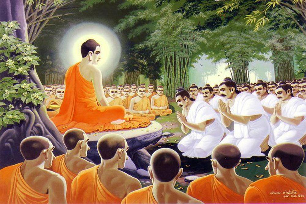 Đức Phật từng tuyên bố Ngài không có quyền ban phước giáng họa cho ai