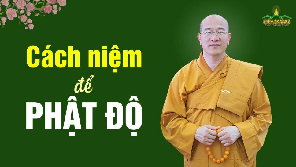 Niệm là gì? Cách niệm để được Phật độ