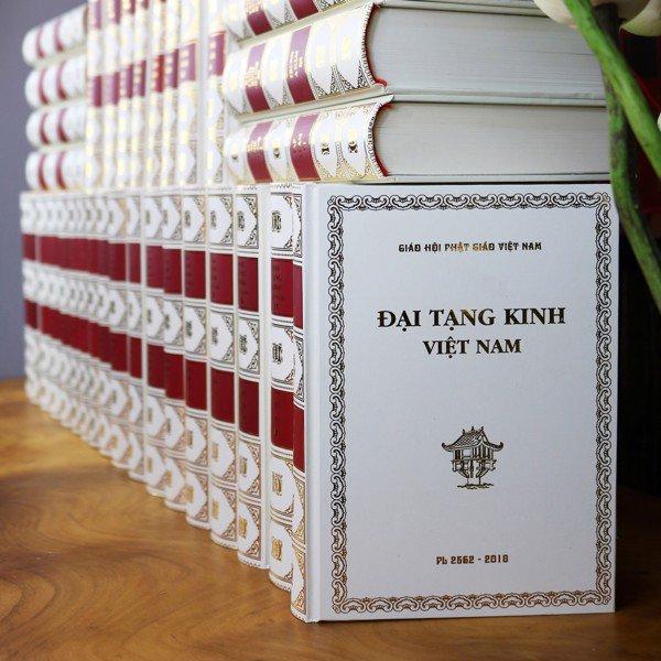 Ngôi báu thứ hai trong Tam Bảo là Pháp của Phật - được lưu truyền trong Tam Tạng Kinh Điển