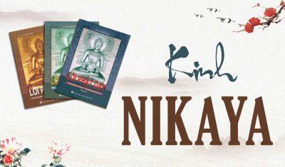 Kinh Nikaya chùa Ba Vàng
