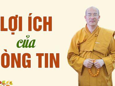 Người có 2 thiện căn này chắc chắn sẽ được Phật gia hộ
