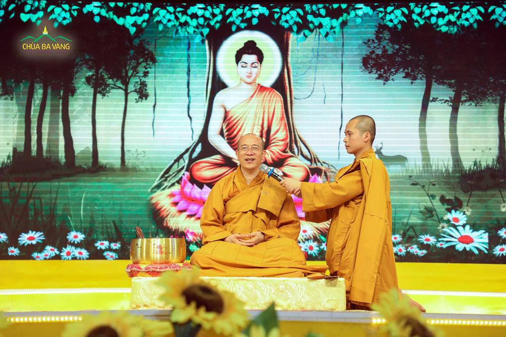 Thiền là một phương pháp giúp cho con người kiềm chế cảm xúc sân giận