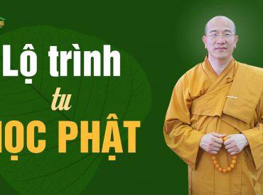 Tu là gì và lộ trình của người tu học Phật cần phải đi như thế nào cho đúng?