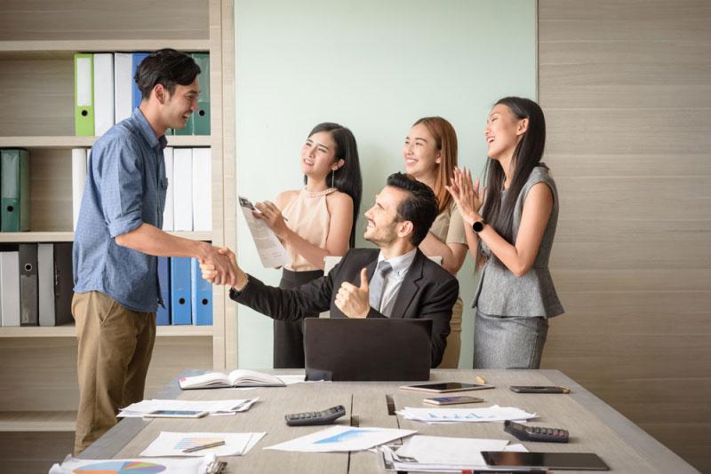 Người lãnh đạo giỏi là người tâm lý và ghi nhận những đóng góp của nhân viên