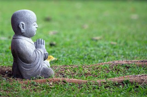 Chính niệm là niệm về Pháp của Phật, niệm giới, niệm Phật,... (ảnh minh họa)