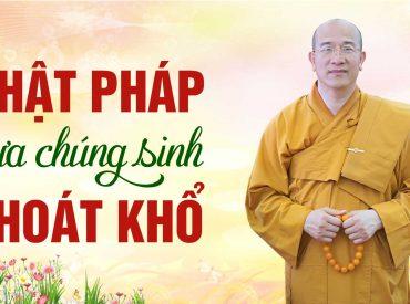 Phật Pháp là con đường đưa chúng ta đến hạnh phúc tối hậu