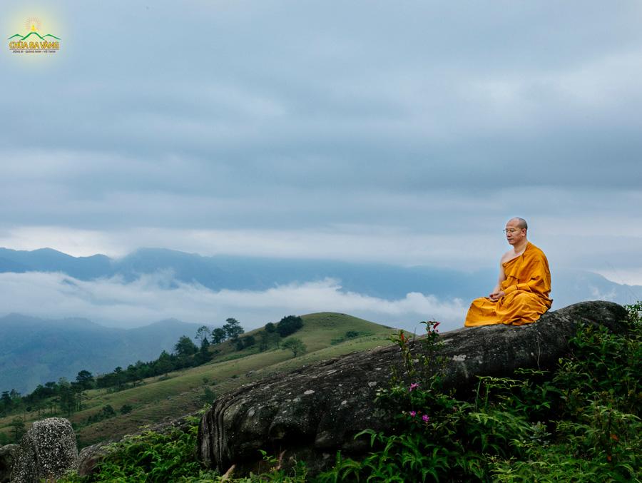 Thiền mang lại cho chúng ta rất nhiều lợi ích về sức khỏe, giúp gạn lọc những hạt giống xấu, tăng trưởng sức mạnh, an vui, hỉ lạc