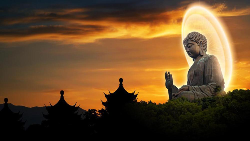 Đức Phật đã xuất hiện và đem đến ánh sáng chính Pháp tới tất cả nhân loại