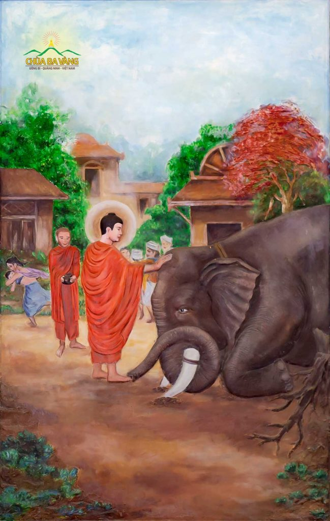 Đức Phật - Người có lòng từ bi chan rải khắp muôn loài