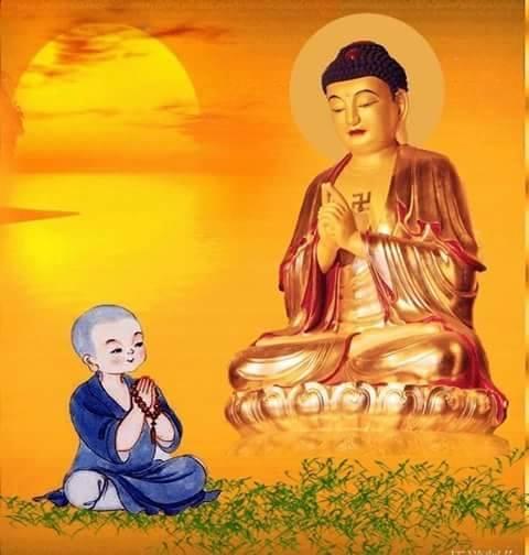Người có lòng từ bi và tâm thanh tịnh thì tụng chú Đại Bi mới có công đức, được chư Thiên, chư Thần hộ trì (Trích lời giảng của Sư Phụ)