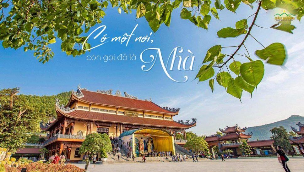 """""""Ngôi nhà chung"""" - câu nói quen thuộc của các Phật tử chùa Ba Vàng"""