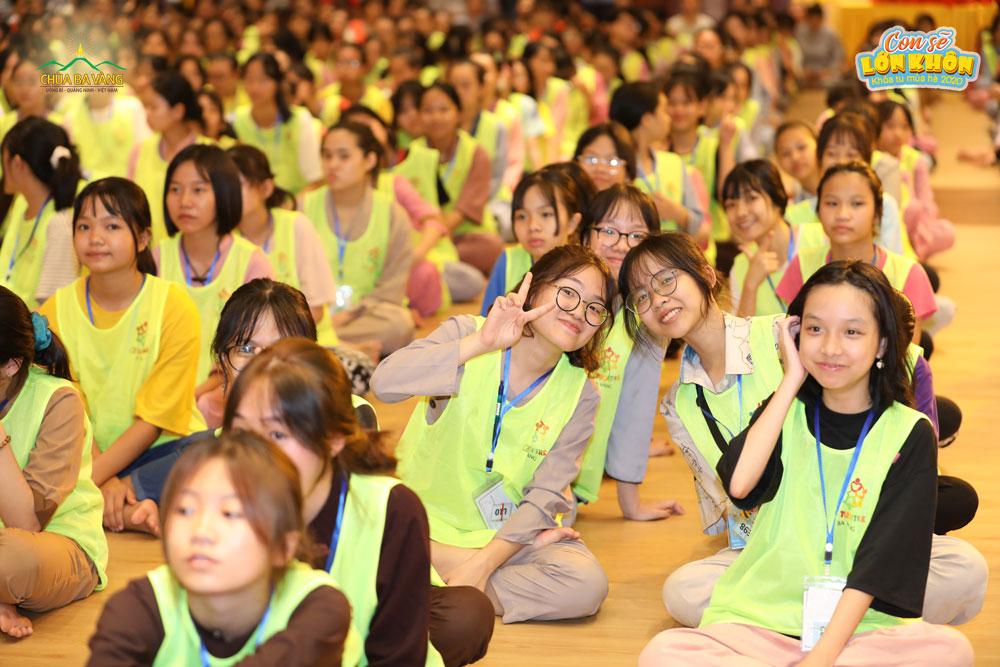 Hơn 3000 học sinh tham dự Lễ khai mạc Khoá tu mùa hè 2020 tại chùa Ba Vàng