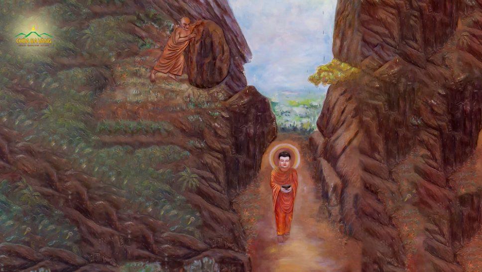 Đề Bà Đạt Đa là ai? Tại sao Đề Bà Đạt Đa hãm hại Đức Phật?
