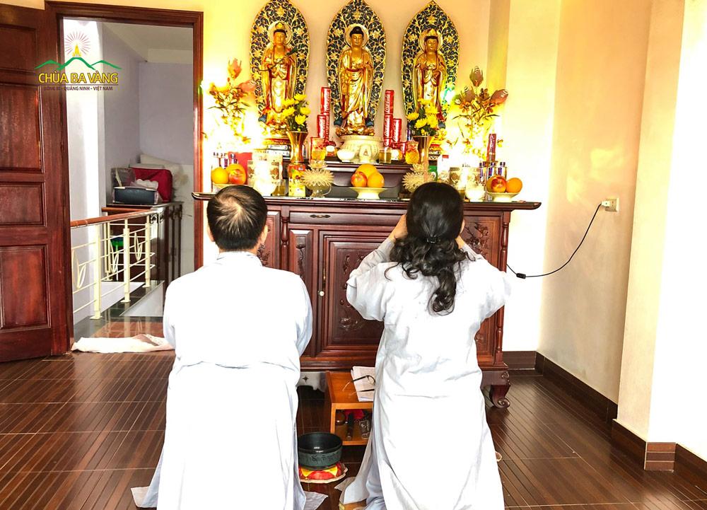 Để có một mảnh vườn tâm màu mỡ, người đệ tử Phật cần phải có đức tin trong sạch nơi Tam Bảo