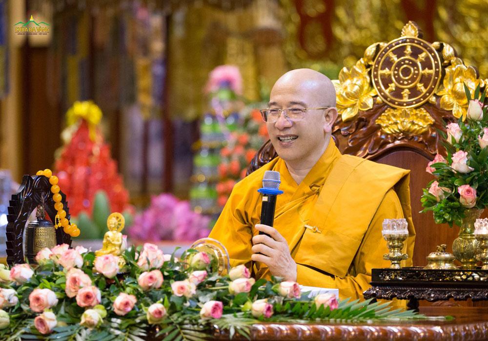 Sư Phụ Thích Trúc Thái Minh lý giải và bài học rút ra qua câu chuyện của Gia Cát Lượng