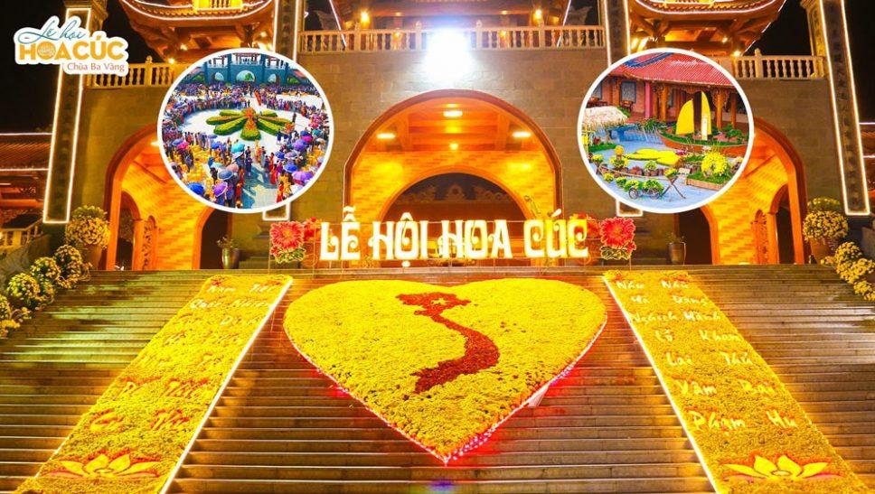 [Trailer] Lễ hội Hoa Cúc chùa Ba Vàng năm 2020 - Lễ Hội quyên góp từ thiện vì miền Trung thân yêu