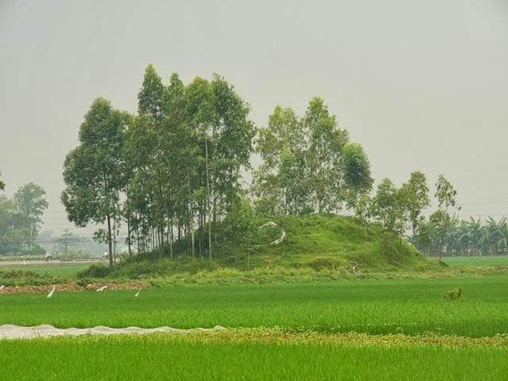 Một ngôi mộ kết (ảnh minh họa)