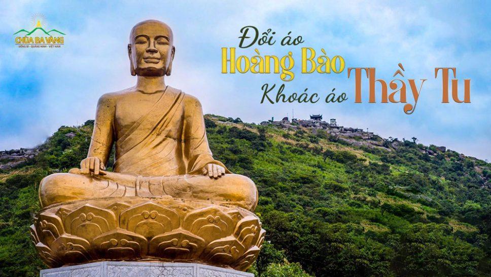 Phật hoàng Trần Nhân Tông - vị Vua từ bỏ ngai vàng để xuất gia cầu đạo